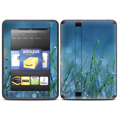 Amazon Kindle Fire HD (2012) Skin - Dew