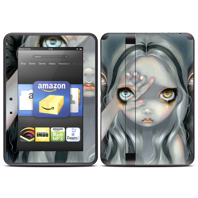 Amazon Kindle Fire HD (2012) Skin - Divine Hand