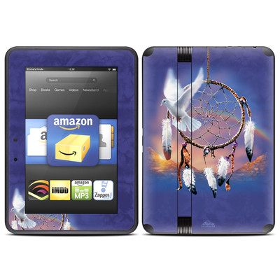 Amazon Kindle Fire HD (2012) Skin - Dove Dreamer