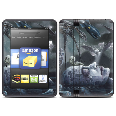 Amazon Kindle Fire HD (2012) Skin - Dreams