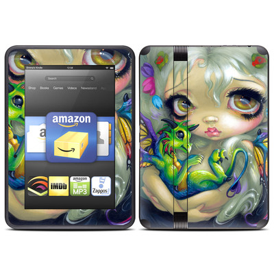 Amazon Kindle Fire HD (2012) Skin - Dragonling