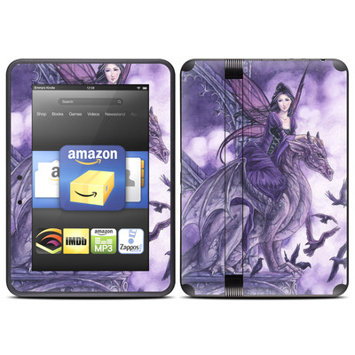 Amazon Kindle Fire HD (2012) Skin - Dragon Sentinel