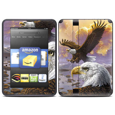 Amazon Kindle Fire HD (2012) Skin - Eagle