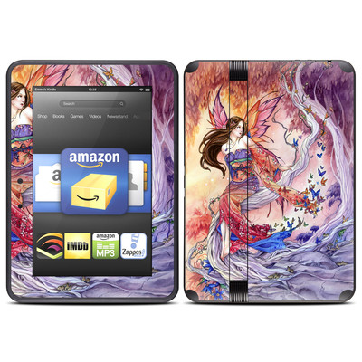 Amazon Kindle Fire HD (2012) Skin - The Edge of Enchantment