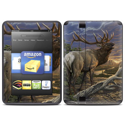 Amazon Kindle Fire HD (2012) Skin - Elk