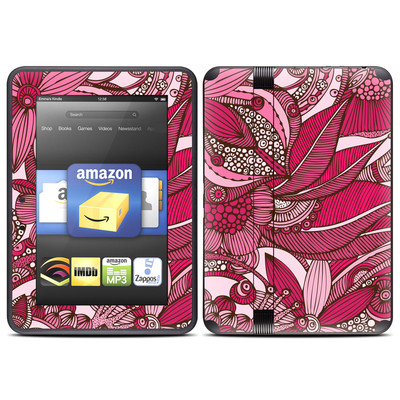 Amazon Kindle Fire HD (2012) Skin - Eva