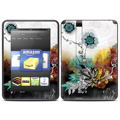 Amazon Kindle Fire HD (2012) Skin - Frozen Dreams