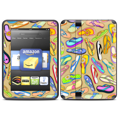 Amazon Kindle Fire HD (2012) Skin - Flip Flops