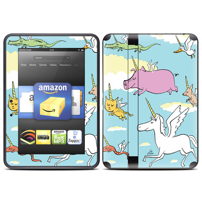 Amazon Kindle Fire HD (2012) Skin - Fly