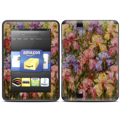 Amazon Kindle Fire HD (2012) Skin - Field Of Irises