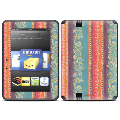 Amazon Kindle Fire HD (2012) Skin - Fresh Picked