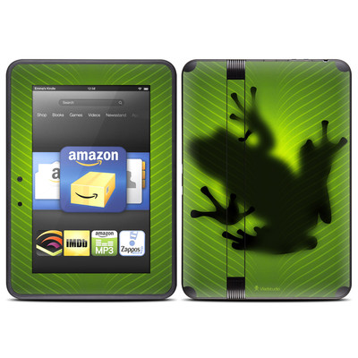 Amazon Kindle Fire HD (2012) Skin - Frog