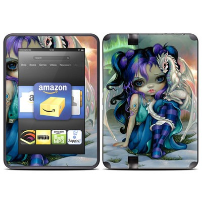 Amazon Kindle Fire HD (2012) Skin - Frost Dragonling