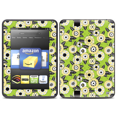 Amazon Kindle Fire HD (2012) Skin - Funky