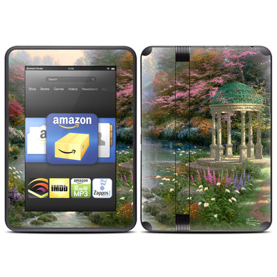 Amazon Kindle Fire HD (2012) Skin - Garden Of Prayer