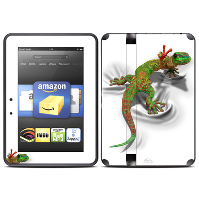 Amazon Kindle Fire HD (2012) Skin - Gecko