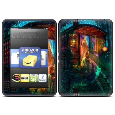 Amazon Kindle Fire HD (2012) Skin - Gypsy Firefly
