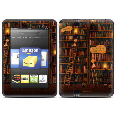 Amazon Kindle Fire HD (2012) Skin - Google Data Center