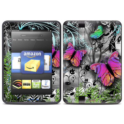 Amazon Kindle Fire HD (2012) Skin - Goth Forest