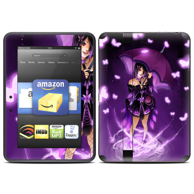 Amazon Kindle Fire HD (2012) Skin - Gothic