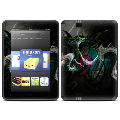Amazon Kindle Fire HD (2012) Skin - Graffstract