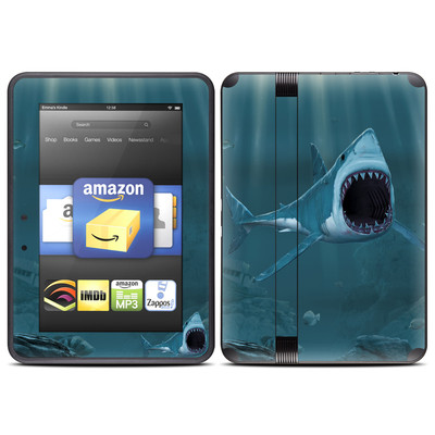Amazon Kindle Fire HD (2012) Skin - Great White