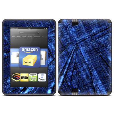 Amazon Kindle Fire HD (2012) Skin - Grid