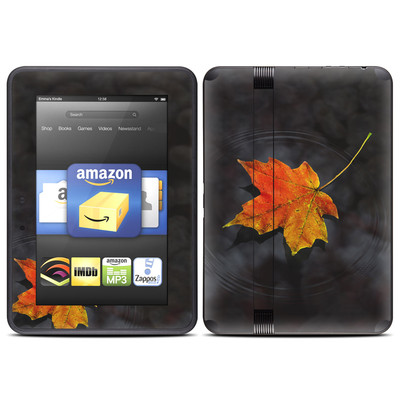 Amazon Kindle Fire HD (2012) Skin - Haiku