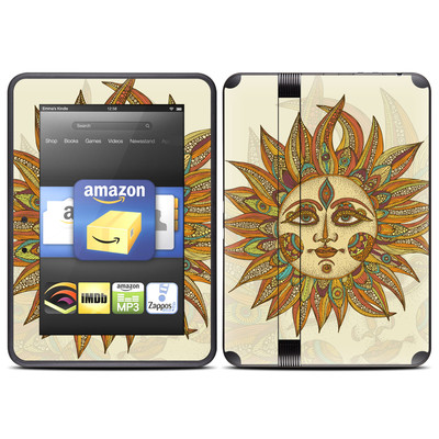 Amazon Kindle Fire HD (2012) Skin - Helios