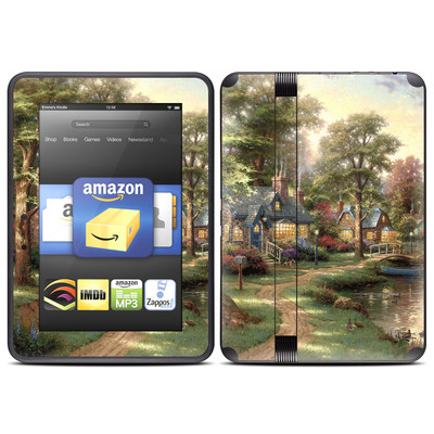Amazon Kindle Fire HD (2012) Skin - Hometown Lake