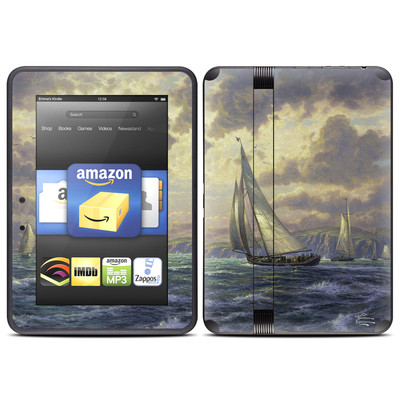 Amazon Kindle Fire HD (2012) Skin - New Horizons