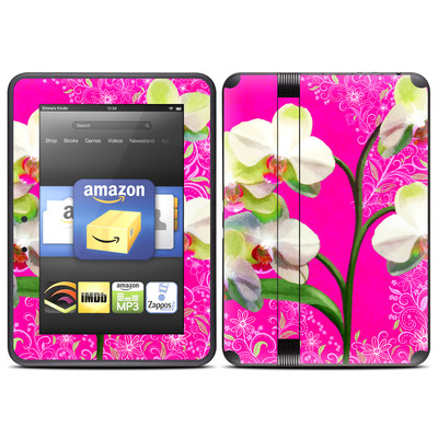 Amazon Kindle Fire HD (2012) Skin - Hot Pink Pop