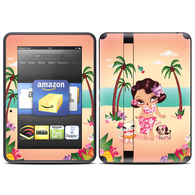 Amazon Kindle Fire HD (2012) Skin - Hula Lulu