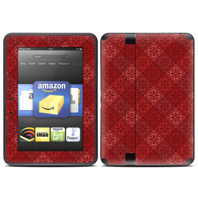 Amazon Kindle Fire HD (2012) Skin - Humidor