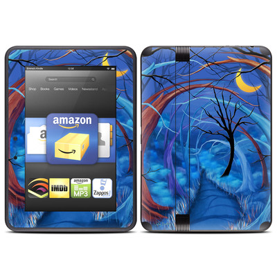 Amazon Kindle Fire HD (2012) Skin - Ichabods Forest