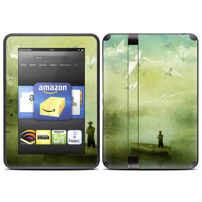Amazon Kindle Fire HD (2012) Skin - If Wishes