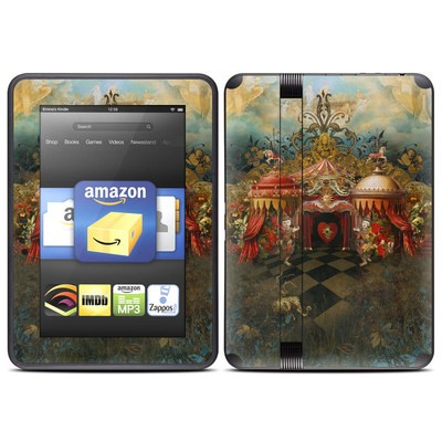 Amazon Kindle Fire HD (2012) Skin - Imaginarium