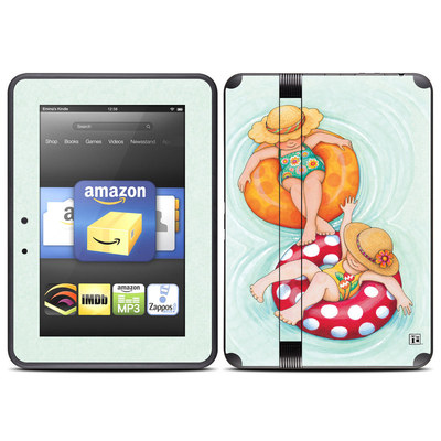 Amazon Kindle Fire HD (2012) Skin - Inner Tube Girls