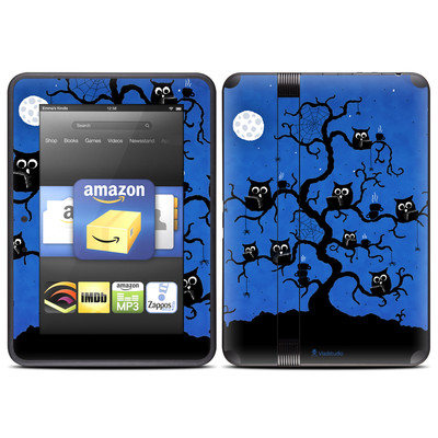 Amazon Kindle Fire HD (2012) Skin - Internet Cafe