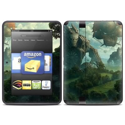 Amazon Kindle Fire HD (2012) Skin - Invasion
