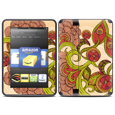 Amazon Kindle Fire HD (2012) Skin - Jill