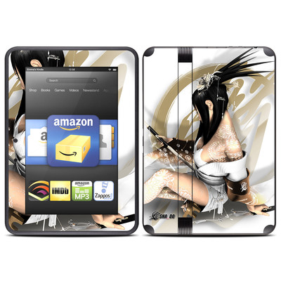 Amazon Kindle Fire HD (2012) Skin - Josei 4 Light