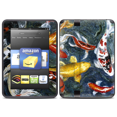 Amazon Kindle Fire HD (2012) Skin - Koi's Happiness