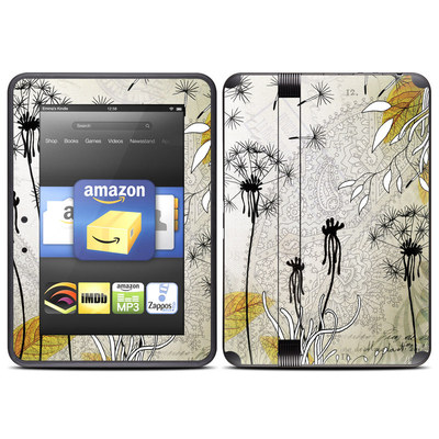 Amazon Kindle Fire HD (2012) Skin - Little Dandelion