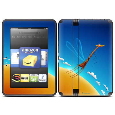 Amazon Kindle Fire HD (2012) Skin - Learn to Fly