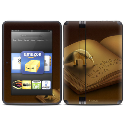 Amazon Kindle Fire HD (2012) Skin - Lettereater