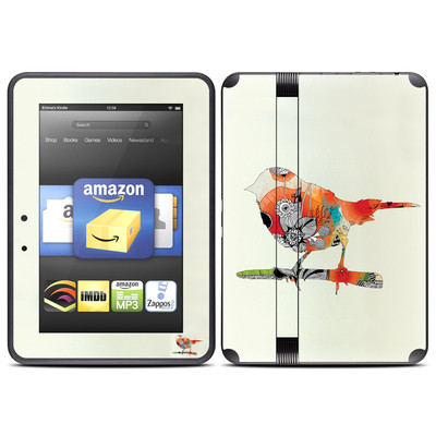 Amazon Kindle Fire HD (2012) Skin - Little Bird