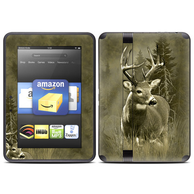 Amazon Kindle Fire HD (2012) Skin - Lone Buck