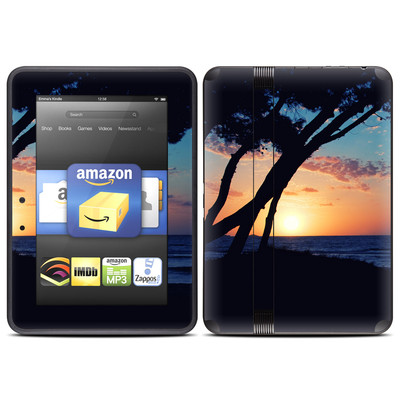 Amazon Kindle Fire HD (2012) Skin - Mallorca Sunrise