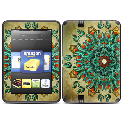 Amazon Kindle Fire HD (2012) Skin - Mandela